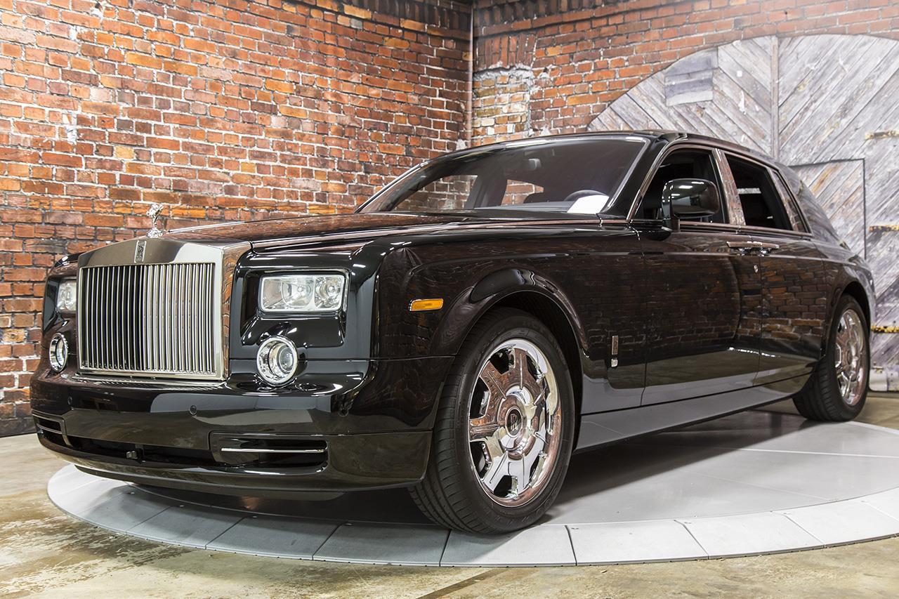 2010 Rolls Royce Phantom