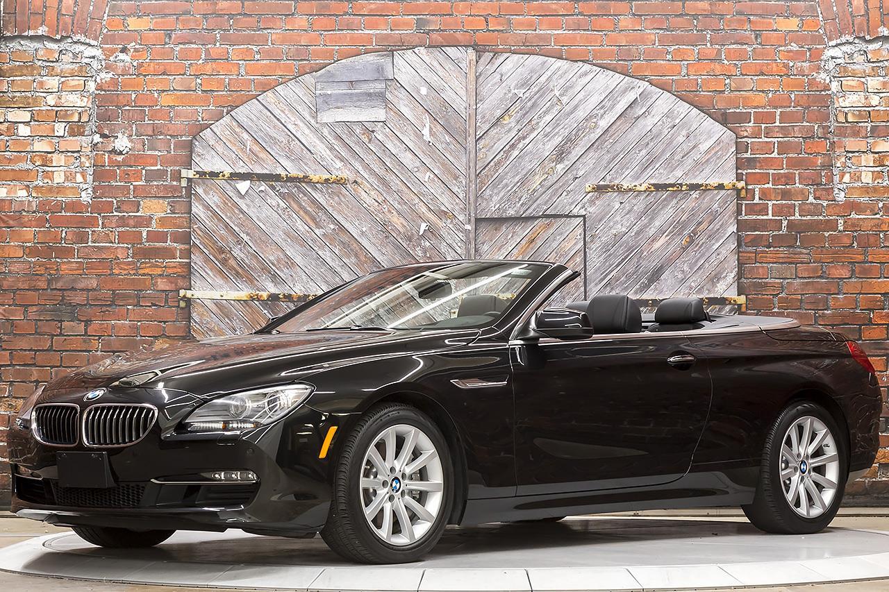 2013 BMW 640i Convertible