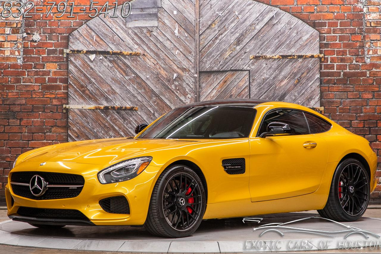 2017 Mercedes Benz AMG GT S COUPE