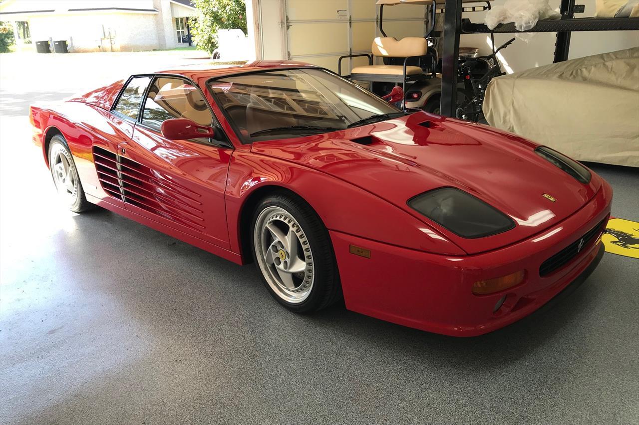 1995 Ferrari 512TR M