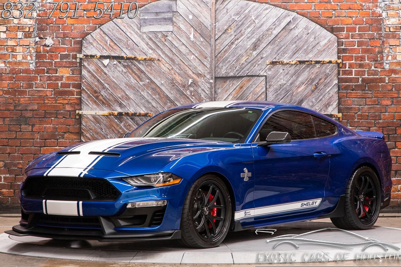 2018 Ford Mustang Super Snake