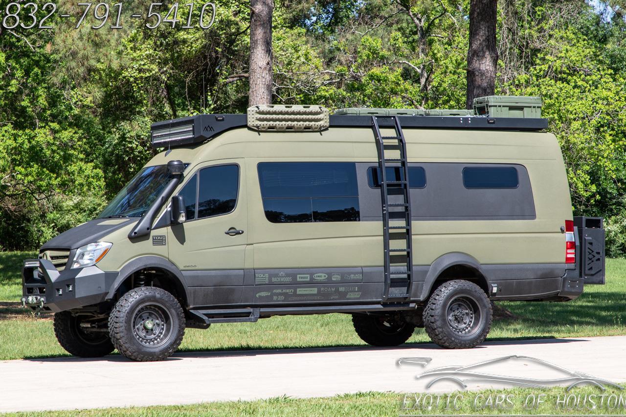 2016 Mercedes Benz Sprinter Custom Camper Van