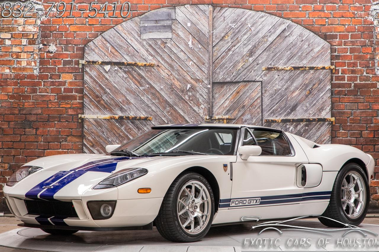 2005 Ford GT X1