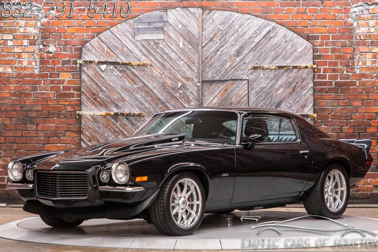 1971 Chevrolet Camaro Split Bumper