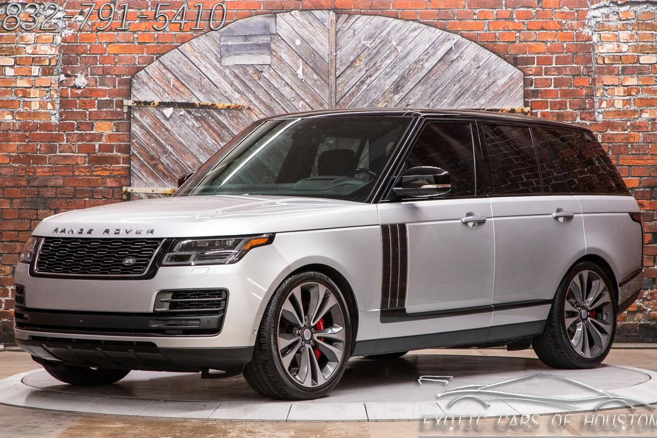 2018 Land Rover Range Rover SV Autobiography Dynamic