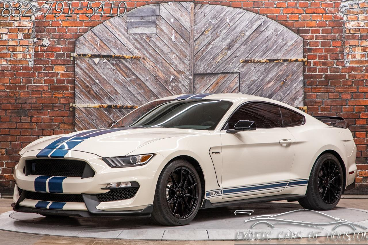 2020 Ford Mustang Shelby GT 350