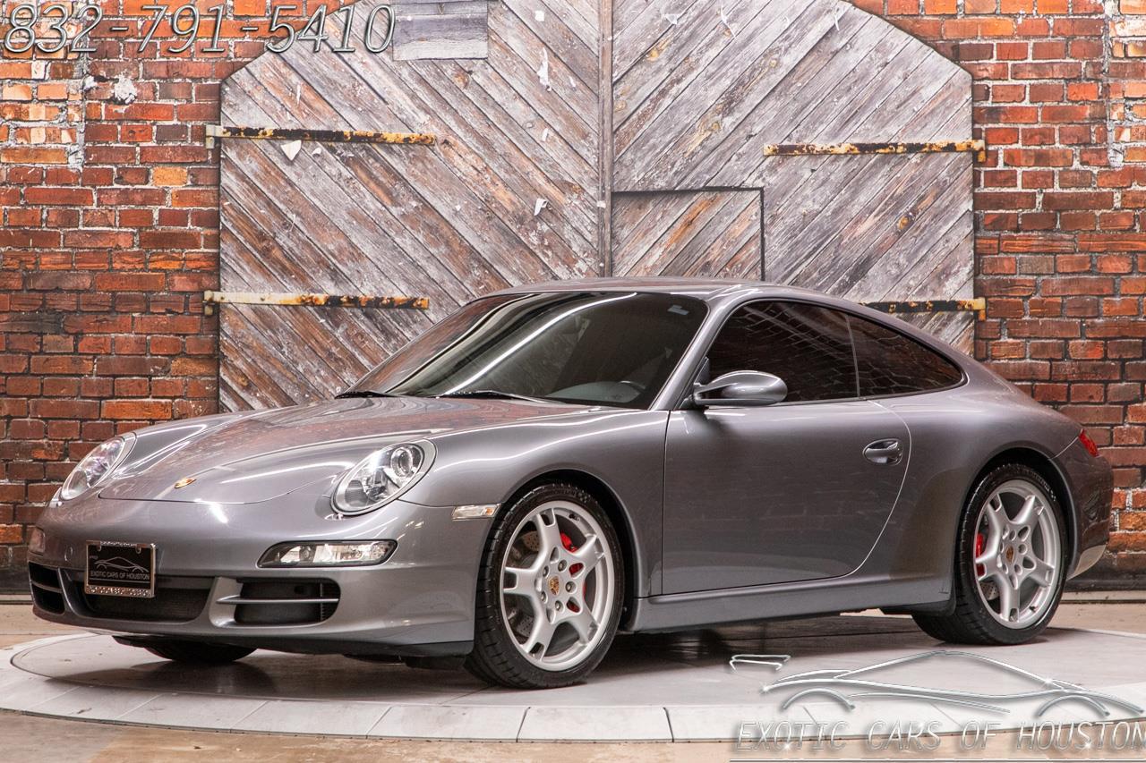 2006 Porsche 911 Carrera S Coupe