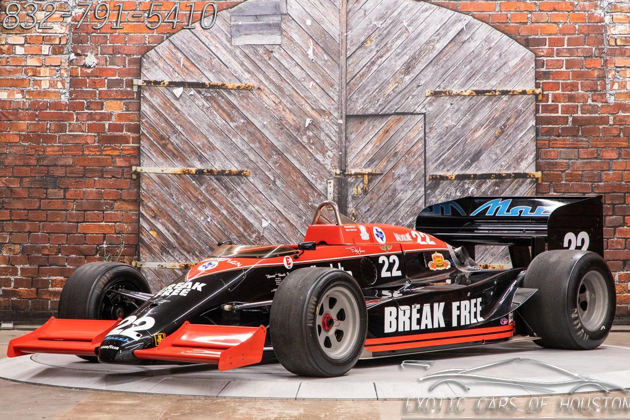 1985 March Indy Car