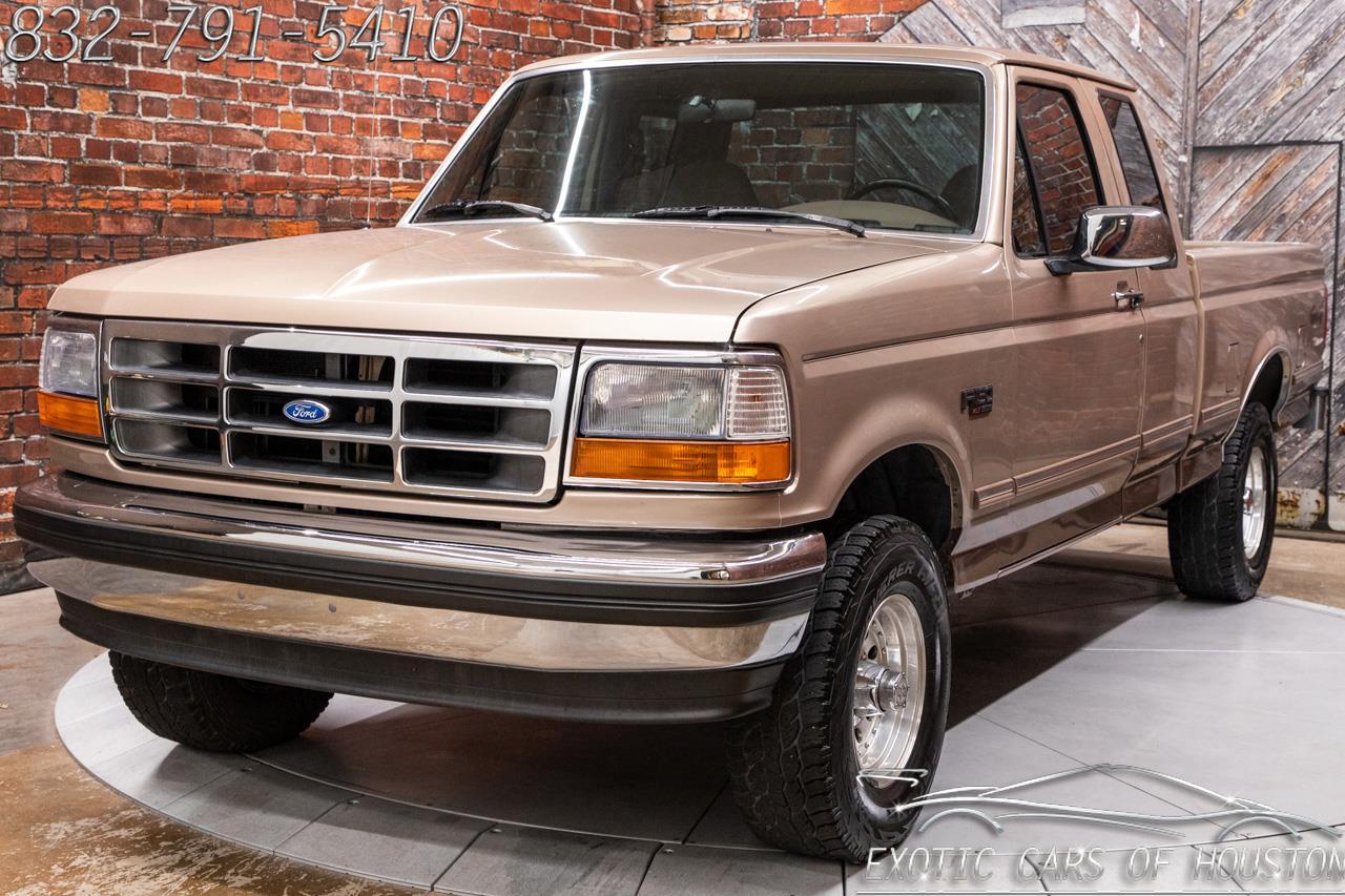 1993 Ford F150 XL 4x4